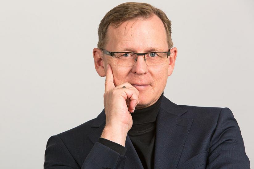 Ministerpräsident Bodo Ramelow