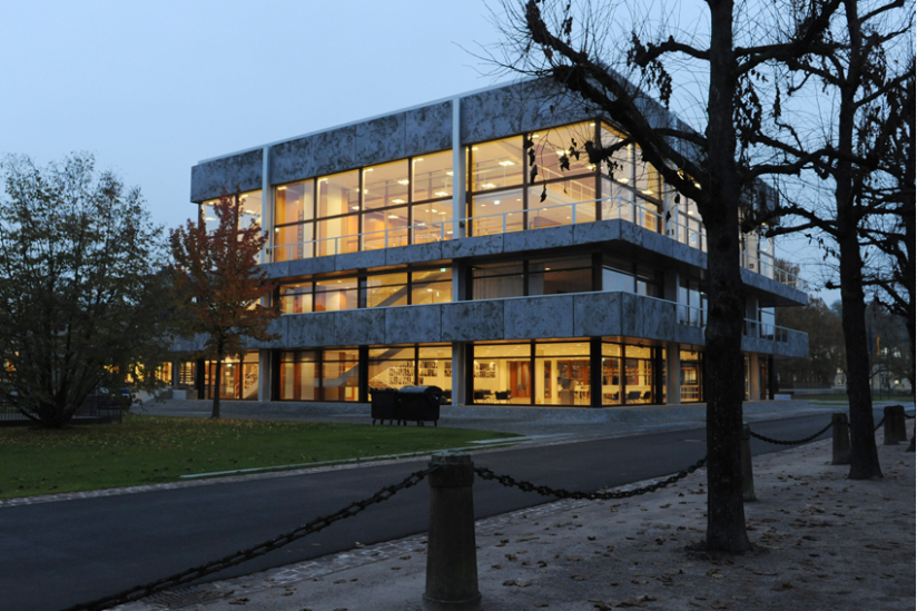 Bundesverfassungsgericht in Karlsruhe