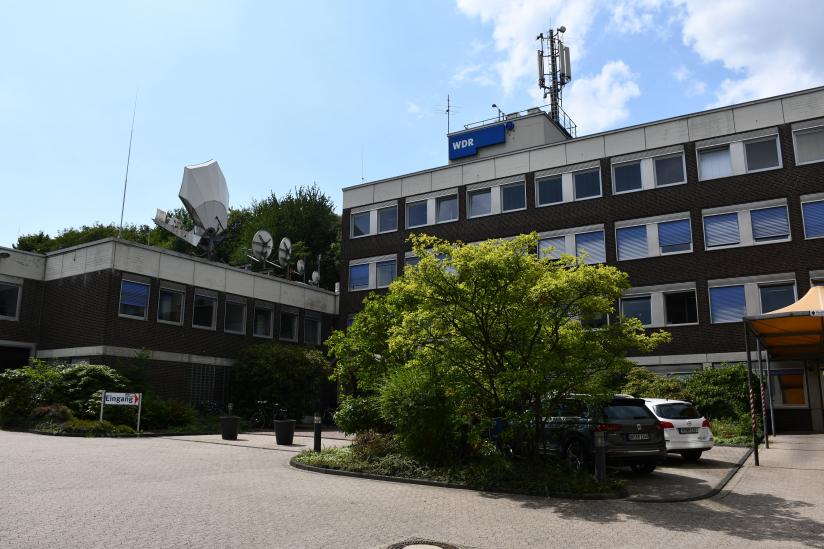 Der WDR in Dortmund