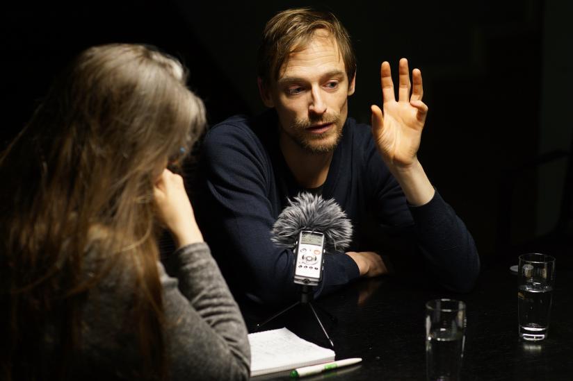 Dirk Laucke Interview