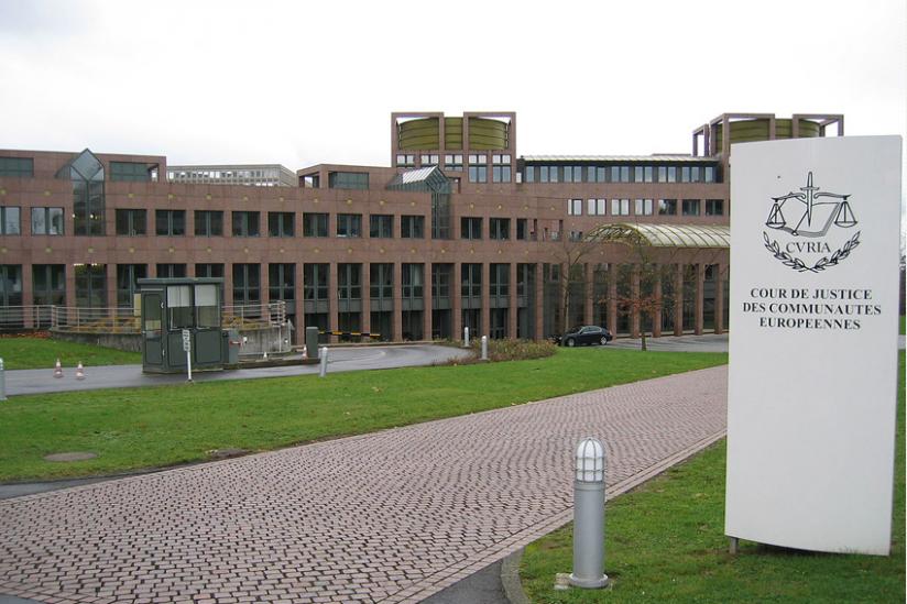 Sitz des Europäischen Gerichtshof (EuGH) in Luxemburg