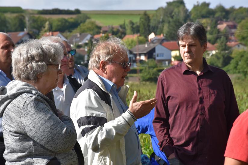 Karl-Heinz Büchner und Bernd Kammermeier