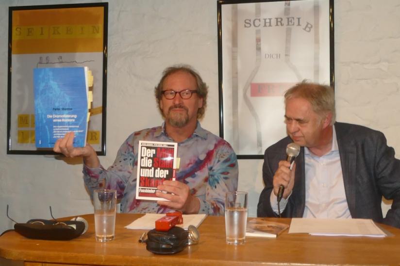 Peter Menne & Michael Töteberg