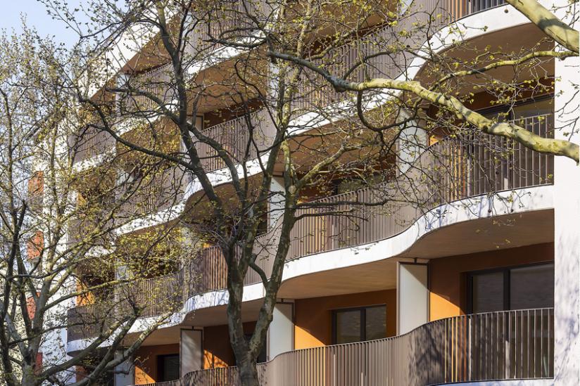 der berliner architekt eckhard feddersen zur zukunft des wohnens hpd. Black Bedroom Furniture Sets. Home Design Ideas
