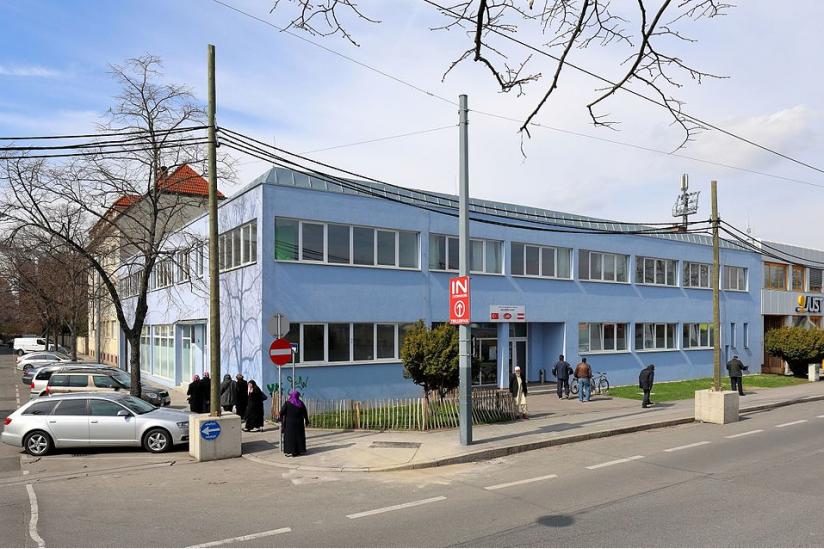 Kulturzentrum des türkisch-islamischen Kulturvereins ATIB