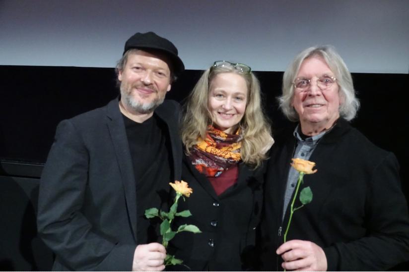 Preisträger und Gerhard Haderer
