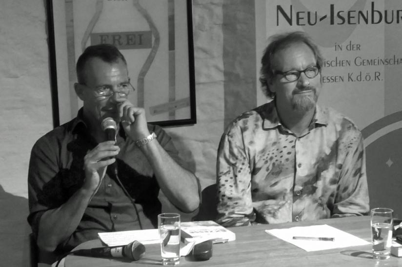 Franz Josef Wetz (l.) und Peter Menne (r.)