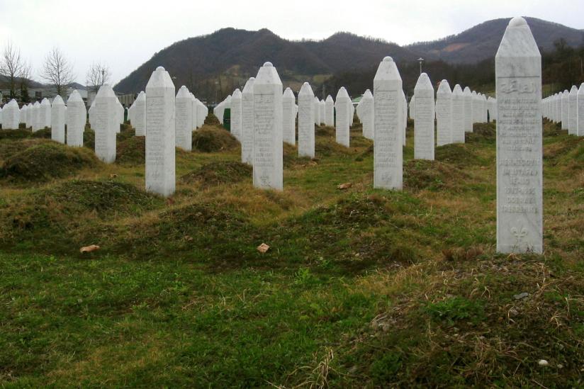 Tödlicher Hass: Im Bosnien eskalierten Anfang der 1990er-Jahre latente Spannungen zwischen verschiedenen Ethnien.