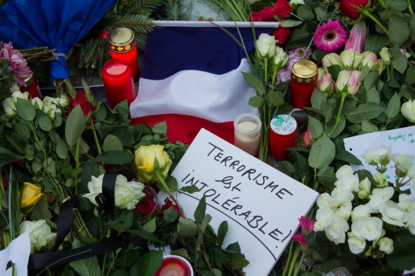 Nach dem Anschlag auf die Redaktion von Charlie Hebdo gab es weltweiGedenkverstanstaltung nach dem Anschlag auf die Redaktion von Charlie Hebdot - wie hier in Berlin - Gedenkverstanstaltungen.