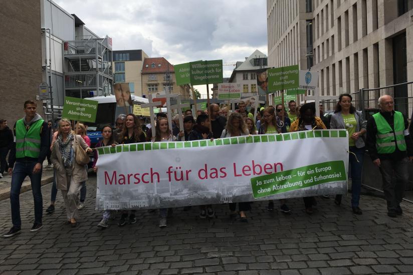 """""""Marsch für das Leben"""" 2018"""
