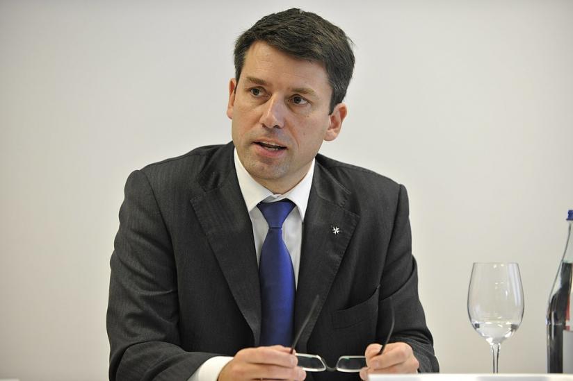 Gottfried W. Locher (2013)