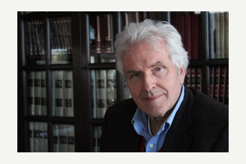 Gottfried Wagner 2013. Foto © Alfredo Zullo