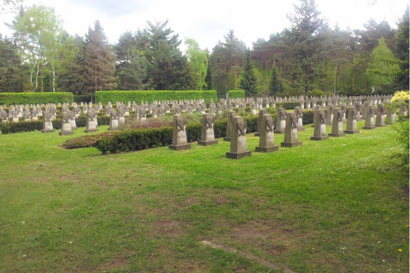 Friedhofshain