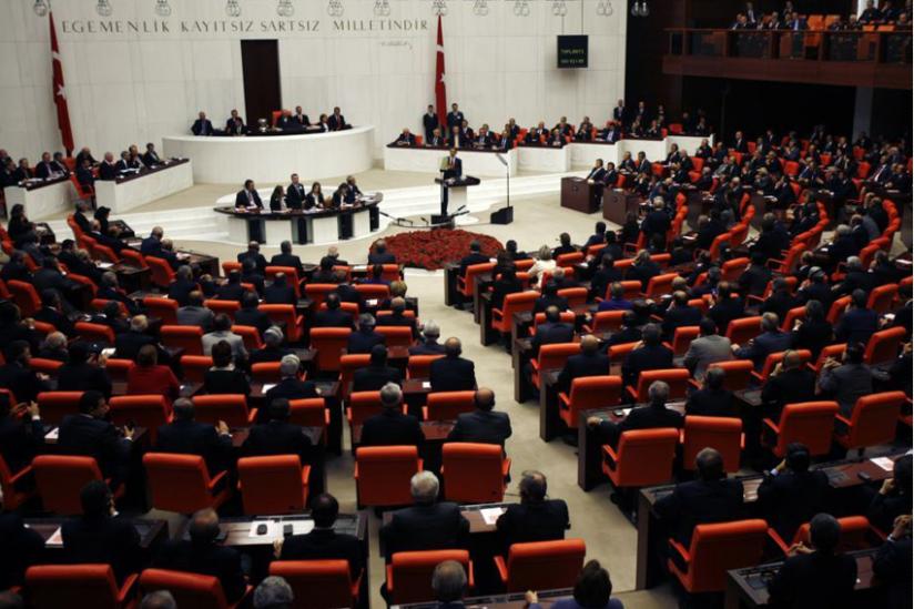 Das türkische Parlament