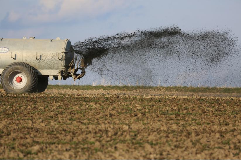 Klimafaktor Landwirtschaft
