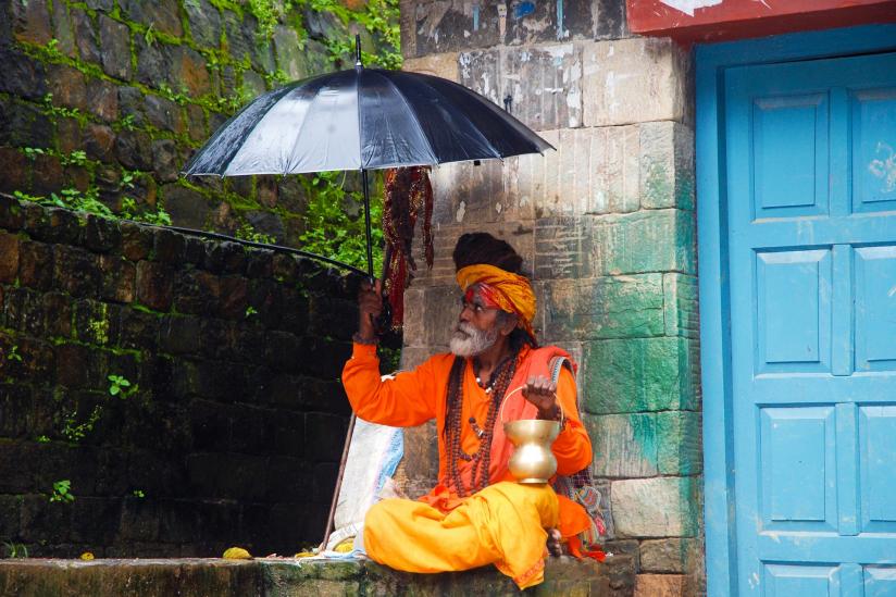 Guru in Nepal