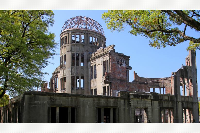 Friedensdenkmal in Hiroshima – Atombombenkuppel als Gedenkstätte