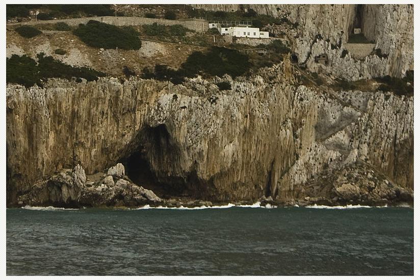 Höhle von Gorham