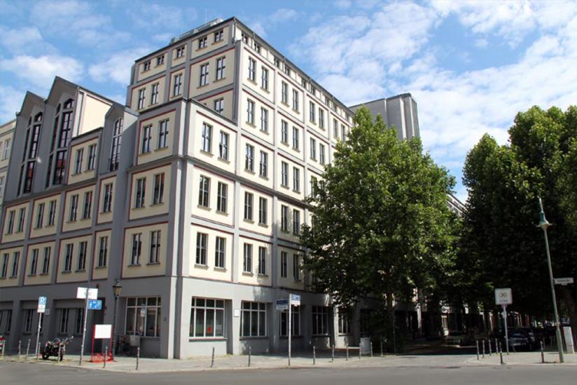 Hauptsitz des HVD in Berlin