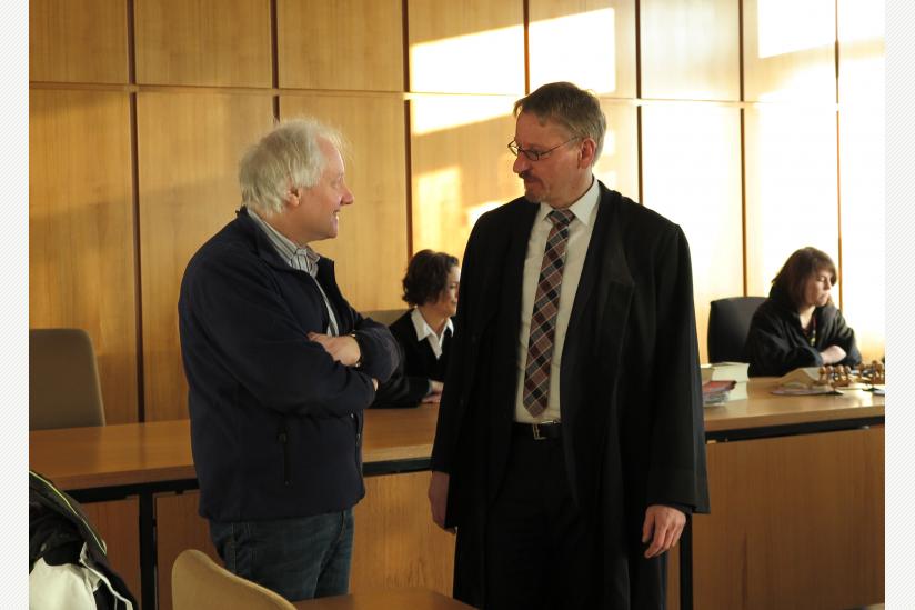 Prozess §166 Albert Voß 25.02.2016