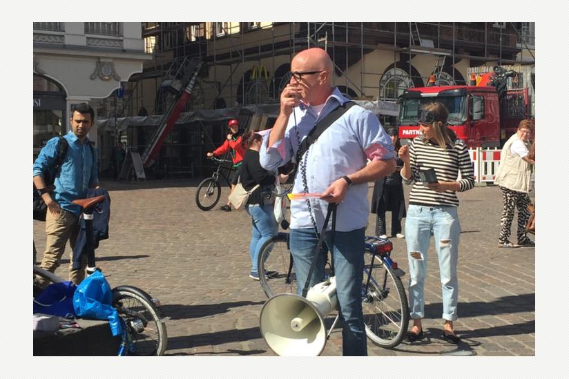 Gerd Dahm (Beauftragter für die Belange von behinderten Menschen in Trier)