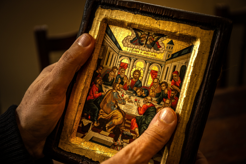 christlich-orthodoxe Ikone