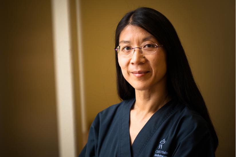 """Die Präsidentin der 'Ärzte ohne Grenzen"""", Dr. Joanne Liu"""