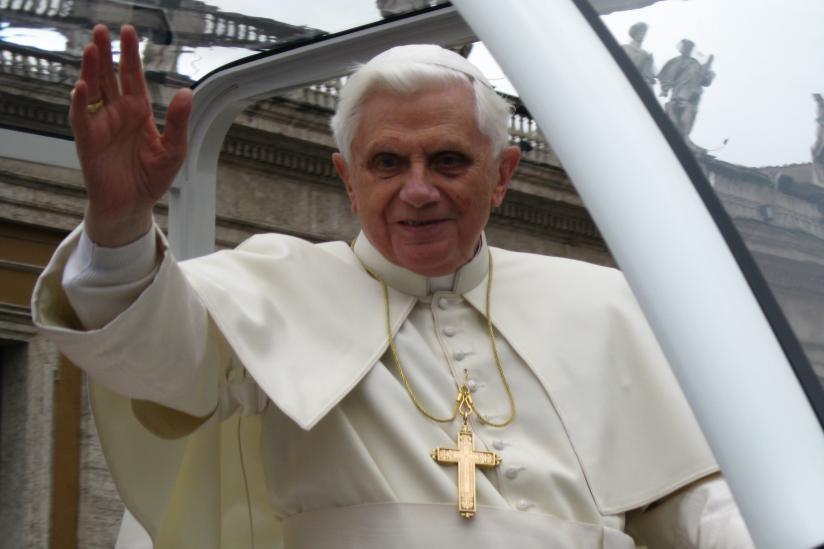 Joseph Ratzinger alias Benedikt XVI.