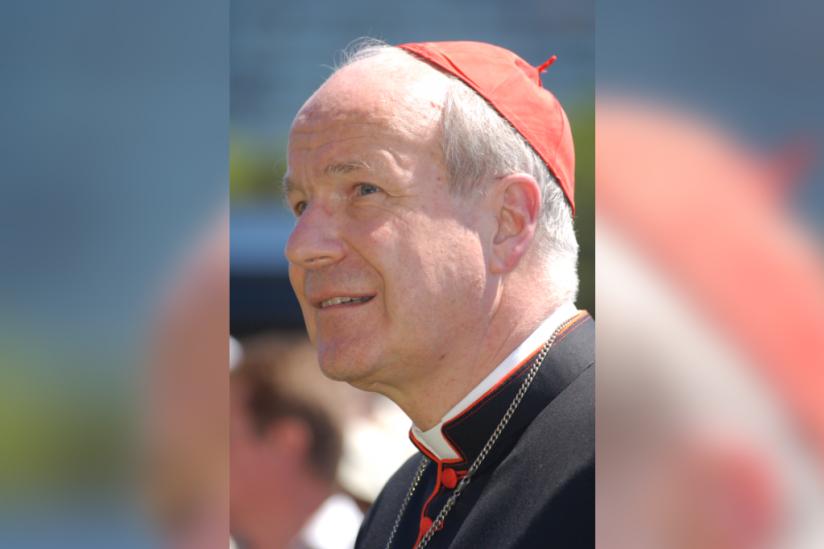 Kardinal Schönborn (2012)