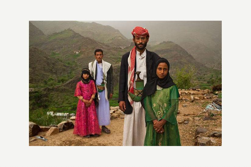Kinderbräute in Jemen