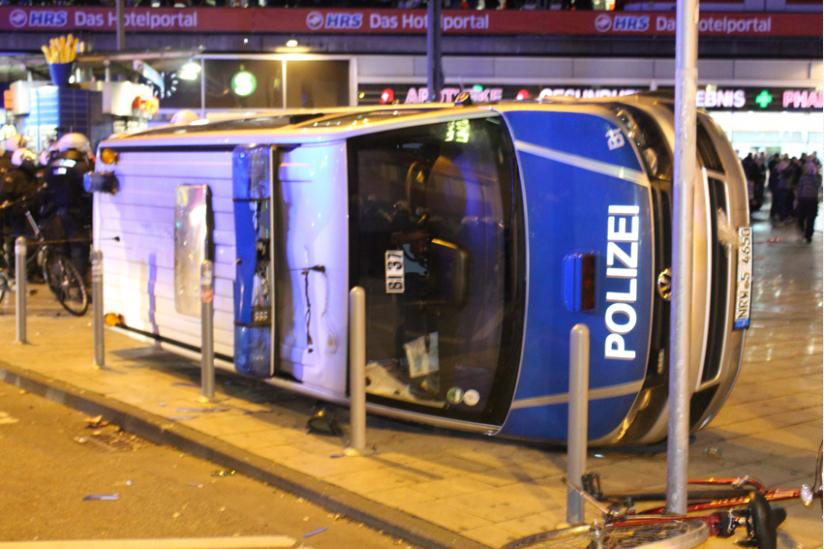 Köln am 26. Oktober 2014