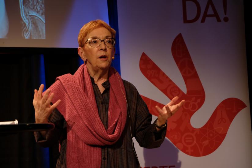 Lale Akgün in Düsseldorf
