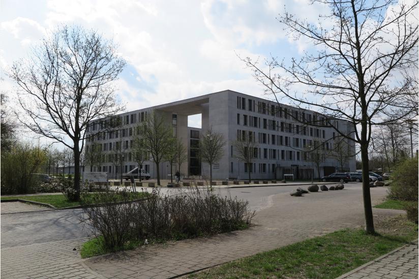 Das Land- und Amtsgericht Frankfurt/oder