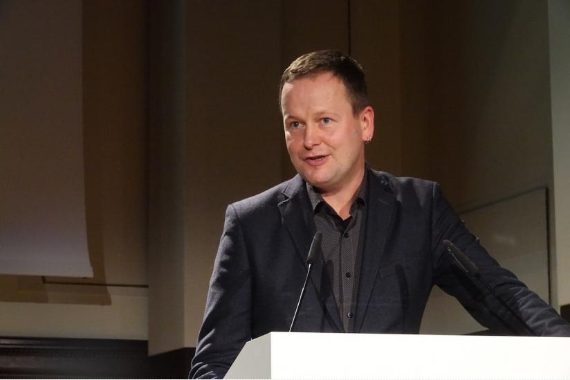 Dr. Klaus Lederer, Kultursenator von Berlin