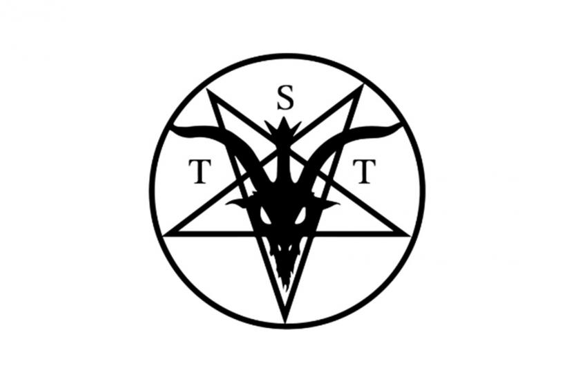 Satanic Temple-Logo