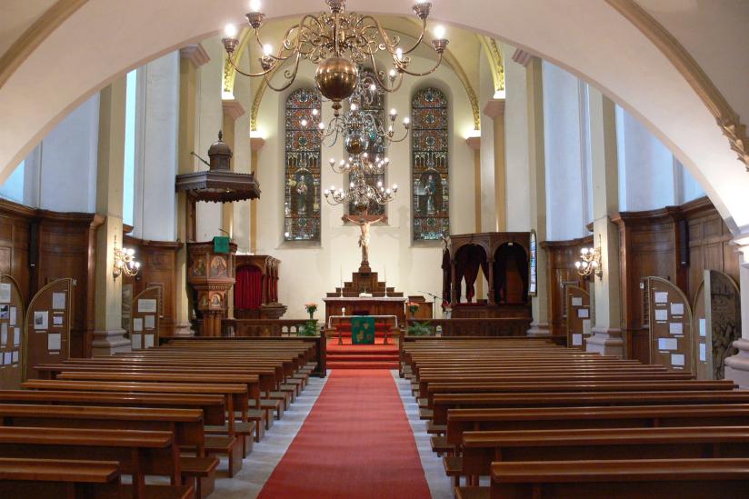 Dreifaltigkeitskirche der Protestantischen Kirche im Großherzogtum Luxemburg