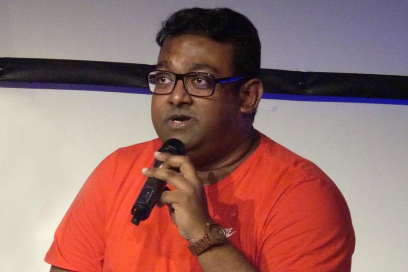 Mahmudul Haque Munshi aus Bangladesch