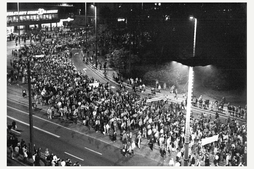 Montagsdemonstration am 23. Oktober 1989 (Leipzig)
