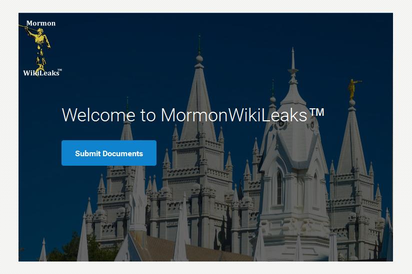 Mormon Wikileaks