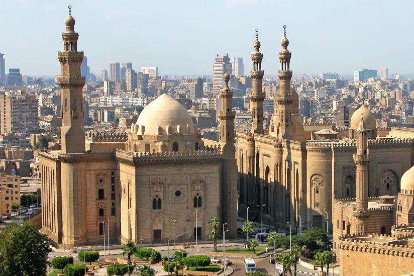 Moschee in Kairo