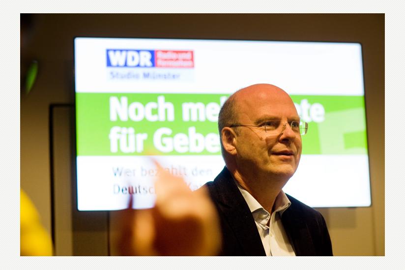 Stefan Vesper, Generalsekretär Zentralkomitee der Deutschen Katholiken: Das ZdK hat kein eigenes Geld