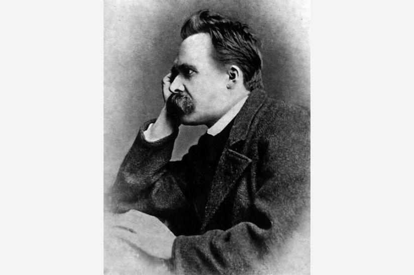 Portät Friedrich Nietzsches