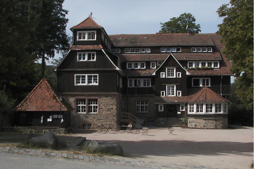 Das Goethehaus der Odenwaldschule
