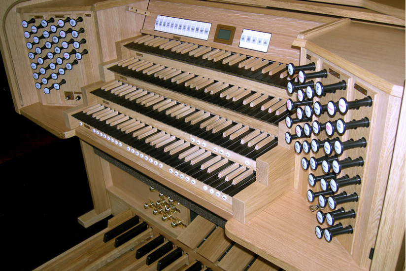 digitale Orgel