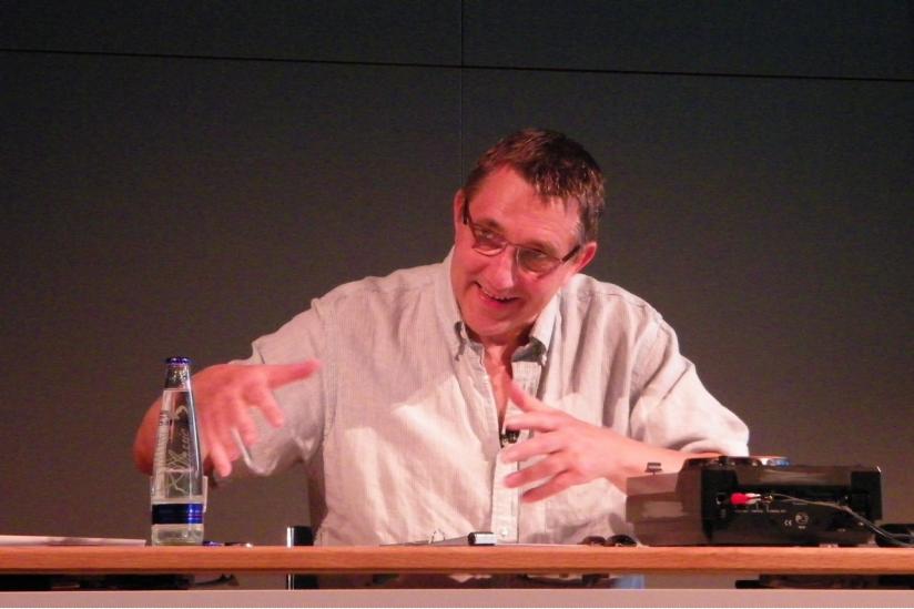 Peter Zudeick 2013 bei den Tutzinger Radiotagen
