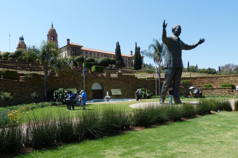 Pretoria, Hauptstadt der Republik Südafrika