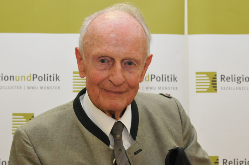 Prof. Dr. Hermann Lübbe