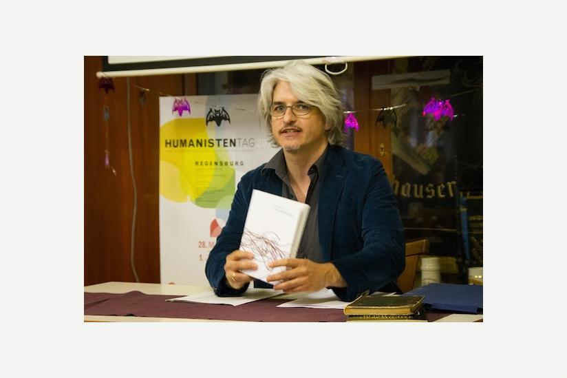 Der Autor, dessen Name nicht im Programm stand