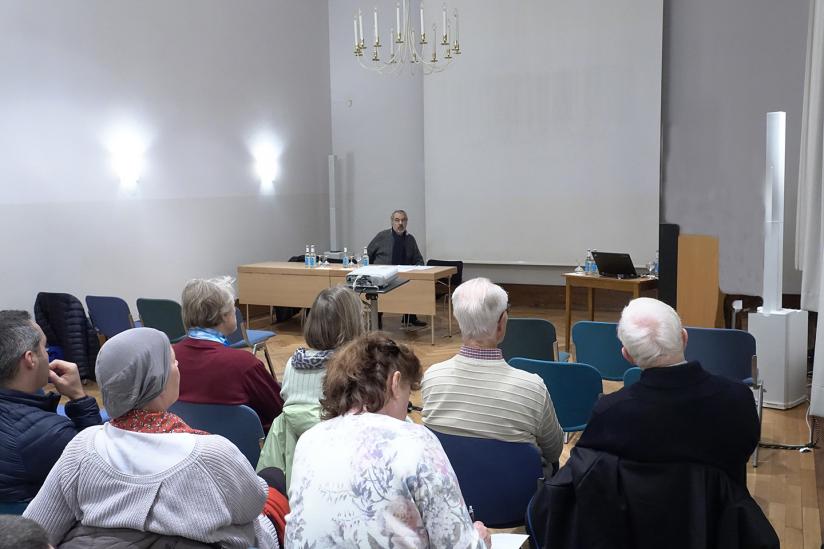 Gründungsversammlung Säkulare Flüchtlingshilfe Hamburg