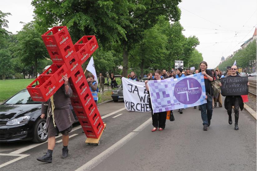 Sakri-legerer Marsch